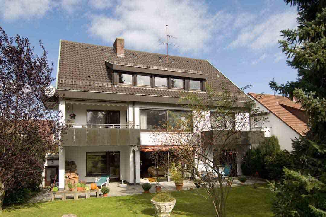 Dreifamiliehaus Stuttgart-Vaihingen Dieterle.Immobilien