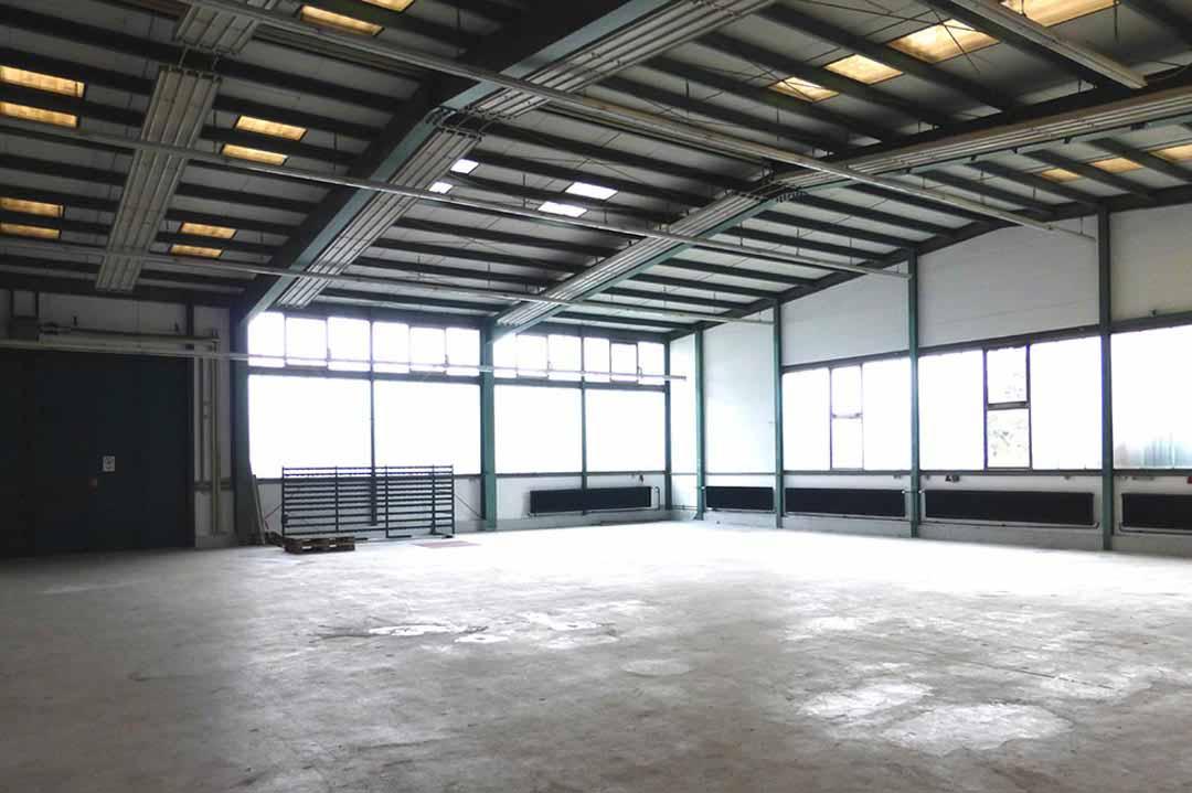 Produktionshalle Stuttgart Vermietung