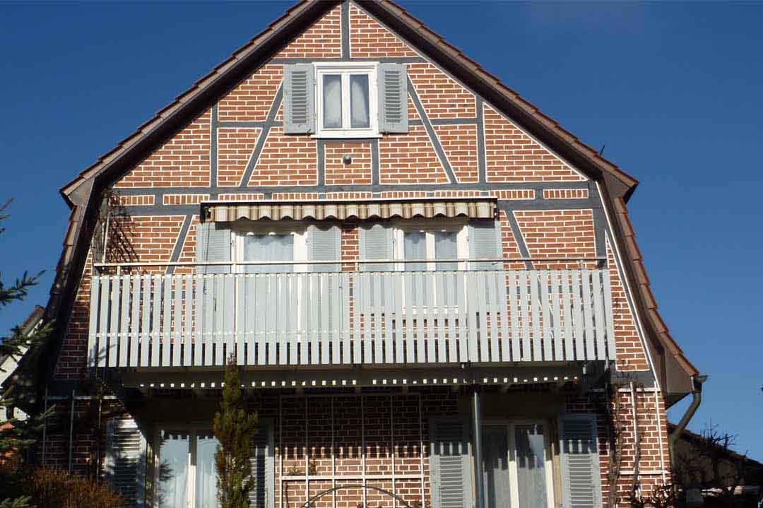 Verkauf Backsteinhaus Stuttgart Rohr